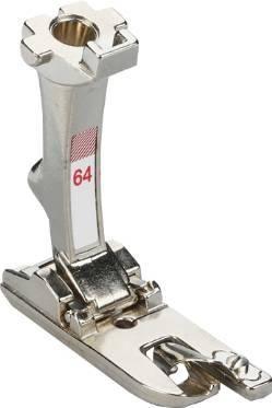 Piedino Bernina orlatore per punto diritto  64a 4 mm 0029557300