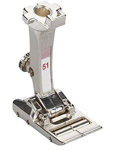 Piedino Bernina con rulli # 51 B-C-D 0084767300