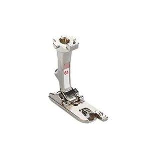 Piedino Bernina orlatore per punto diritto  4 mm 0084847300