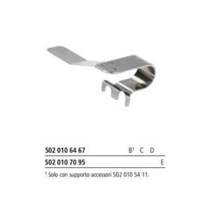 Dispositivo per arricciare - B1 C D 5020106467