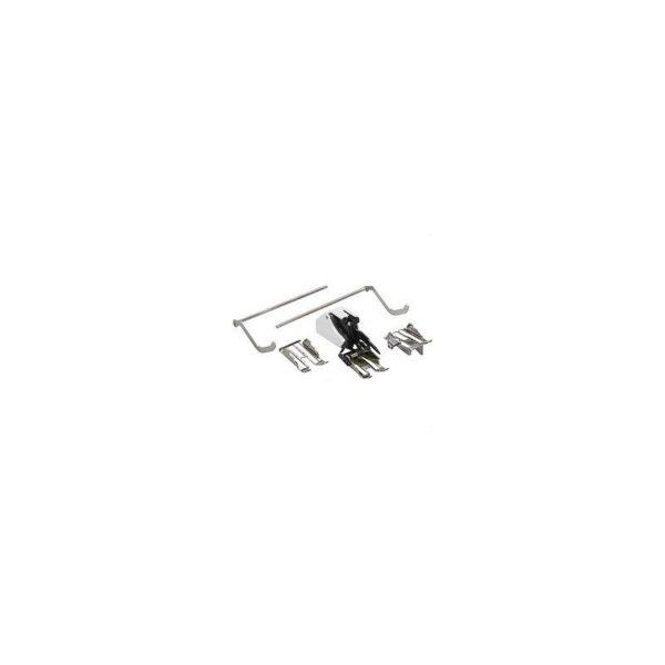 Piedino Bernina a doppio trasporto con 3 solette intercambiabili e righello guidabordi # 50 B-0089687000