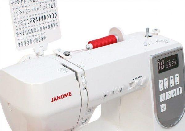 JanomeDC6100-2