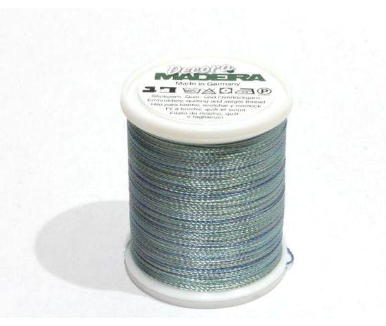 FILATO MADEIRA OVERLOCK -DECORA - No. 12-300 MT-MULTI BLUE LAGOON MADEIRA-9870-2089