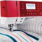 Macchina per cucire e ricamare Pfaff Creative 1.5 2