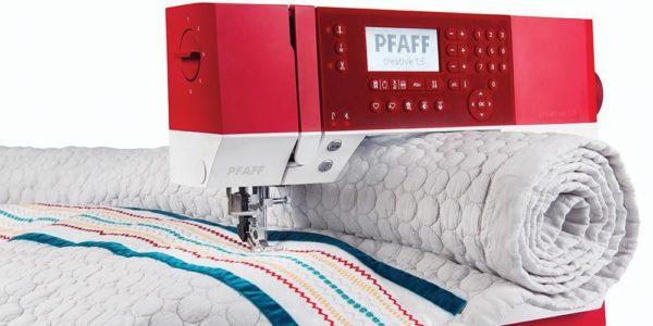 Macchina per cucire e ricamare Pfaff Creative 1.5