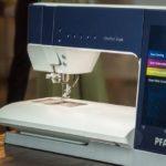 Macchina per cucire e ricamare Pfaff Creative Icon 3