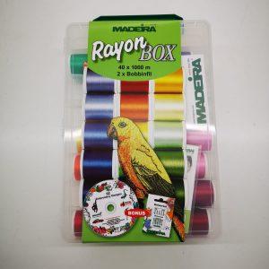 rayon box