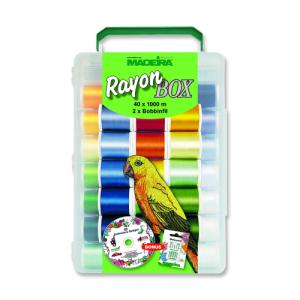 RAYON BOX FILATI