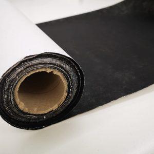 Stabilizzatore per tessuto autoadesivo a strappo GR. 50 Nera
